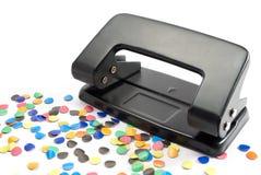 штамповщик отверстия Стоковое фото RF