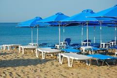 Штанга пляжа Стоковые Изображения RF