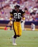 Штанга Woodson Питтсбург Steelers стоковые фото
