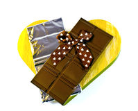 Штанги шоколада Стоковое Фото