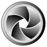 штарка апертуры Стоковая Фотография RF