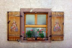 Штарка окна Брайна Стоковые Фото