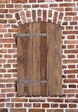 Штарка окна Стоковое Фото