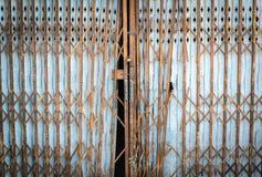 Штарка старого Grunge стальная стоковые изображения