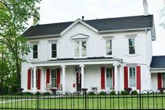 Штарки красного цвета Белого Дома стоковое фото