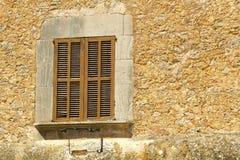 Штарки окна Стоковые Фото
