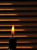 штарки пламени свечки Стоковые Изображения