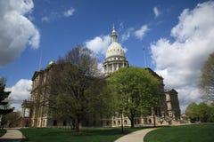 штат Мичиган капитолия здания Стоковые Фото