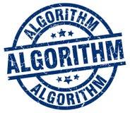 Штемпель алгоритма бесплатная иллюстрация