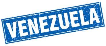 Штемпель Венесуэлы иллюстрация штока