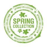 штемпель весны собрания Стоковые Изображения