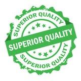 Штемпель высшего качества Знак уплотнение Стоковое фото RF