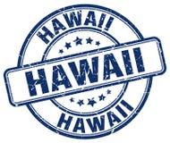 Штемпель Гаваи иллюстрация вектора