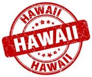 Штемпель Гаваи иллюстрация штока
