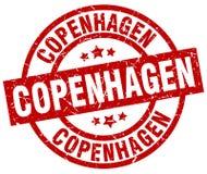 Штемпель Копенгагена Стоковое Фото