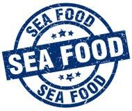 штемпель продукта моря бесплатная иллюстрация