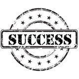 Штемпель успеха Стоковые Изображения RF