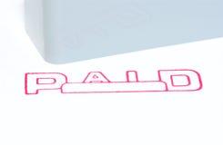 штемпель Стоковое Изображение RF