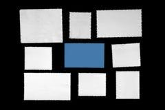 штемпеля почтоваи оплата рамки Стоковая Фотография RF