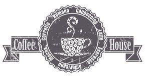 Штемпель кофе Стоковые Фото