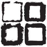 Штемпель рамки текстуры Grunge стоковая фотография