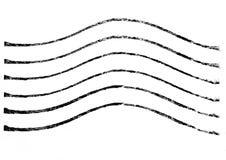 Штемпель столба Стоковые Фото