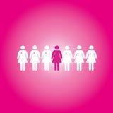 штемпель фондом находки дракой лечения рака молочной железы почтовый Стоковая Фотография