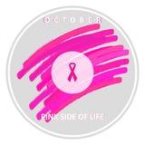штемпель фондом находки дракой лечения рака молочной железы почтовый иллюстрация штока