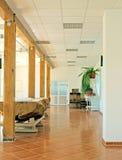 штендеры залы деревянные Стоковые Фотографии RF