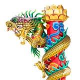Штендер дракона Стоковое Фото