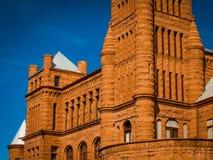 Штендер здания огня в Вестминстере Колорадо стоковые фото