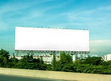 Штендеры рекламы стоковая фотография rf