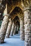Штендеры Gaudis стоковые фотографии rf