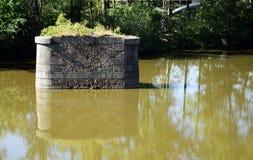 Штендер без моста Стоковая Фотография RF