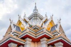 Штендер города Khonkaen, Таиланд стоковые изображения