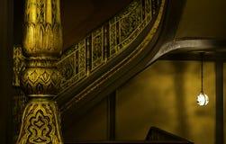 Штендер лестницы Стоковая Фотография