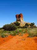 Штендер камер, северные территории, Австралия стоковая фотография