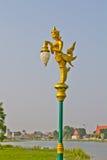 Штендер света Kinnaree стоковые фотографии rf