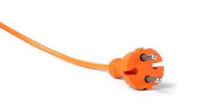 Штепсельная вилка электропитания Schuko Стоковая Фотография RF