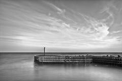штилевая гавань Стоковое Изображение RF