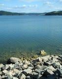 штилевое озеро Стоковое фото RF