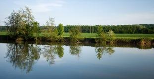 штилевое река 5 Стоковые Фотографии RF
