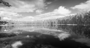 штилевой пруд Стоковое Изображение RF