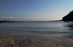 штиль на море Стоковая Фотография