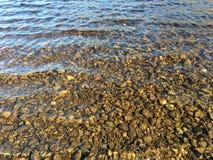 Штилевая вода Стоковое Изображение