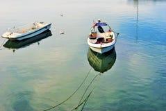 штилевой порт Стоковое Изображение RF
