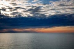 штилевой шторм Стоковая Фотография