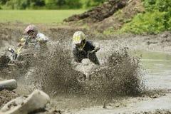 шток грязи chuggars Стоковые Фото
