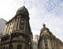 шток обменом Чили здания стоковое изображение