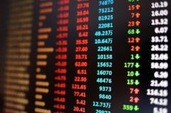 шток рынка стоковое изображение rf